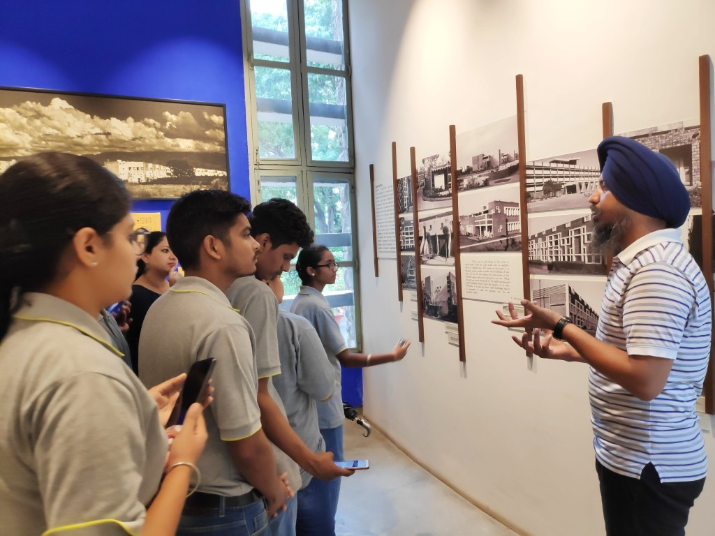 Visit to Capitol Complex and Pierre Jeanneret House